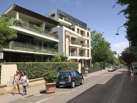 vue depuis le boulevard Desgranges