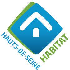 Logo Hauts-de-Seine Habitat