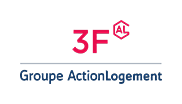 Logo de l'immobilière 3F